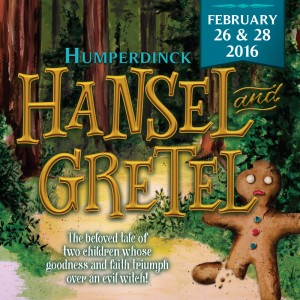 Humperdinck's Hansel and Gretel - February 26th and 28th at the Tennessee Theatre